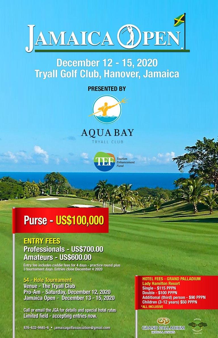 2020 Jamaica Open